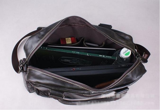 Túi da thật du lịch PL012-3