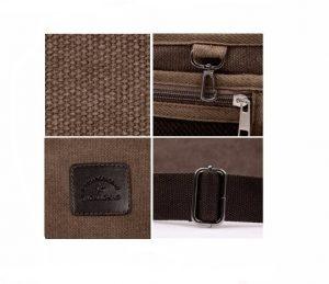 Túi đeo chéo vải đựng ipad ip016-2
