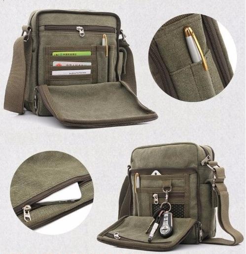 Túi vải đựng ipad IP017-4